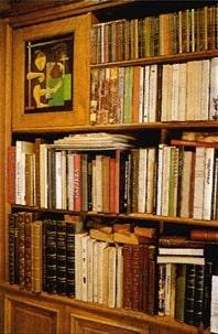 интерьера дома, в котором Серджио Пининфарино прожил десятки лет