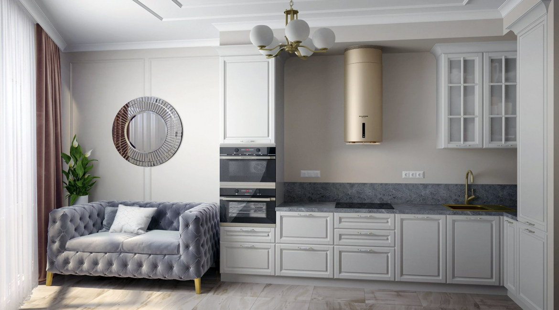 Дизайн интерьера в Одессе: скандинавский стиль