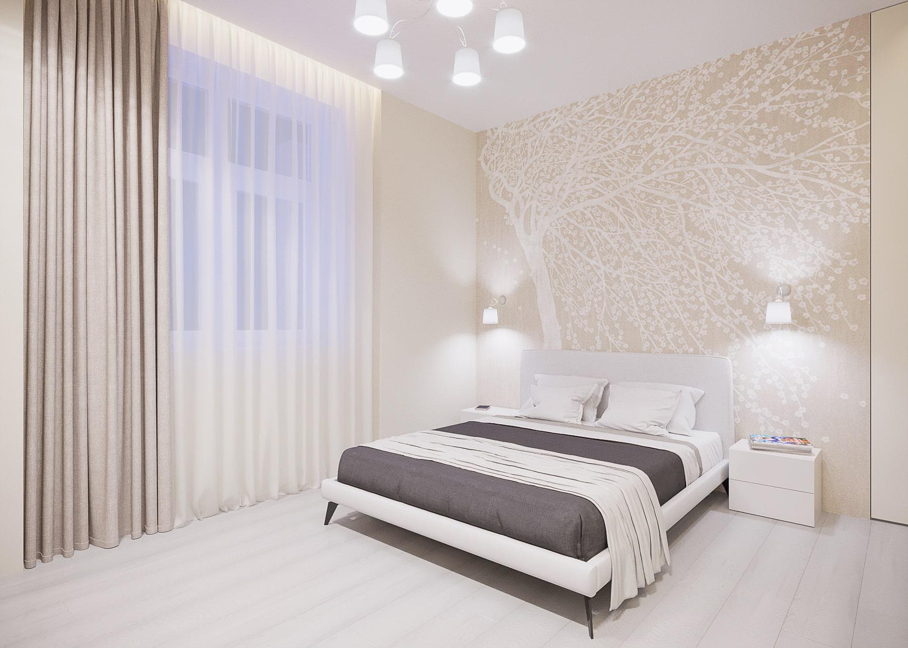 Цена дизайн интерьера в «ЖК Фаворит», Одесса