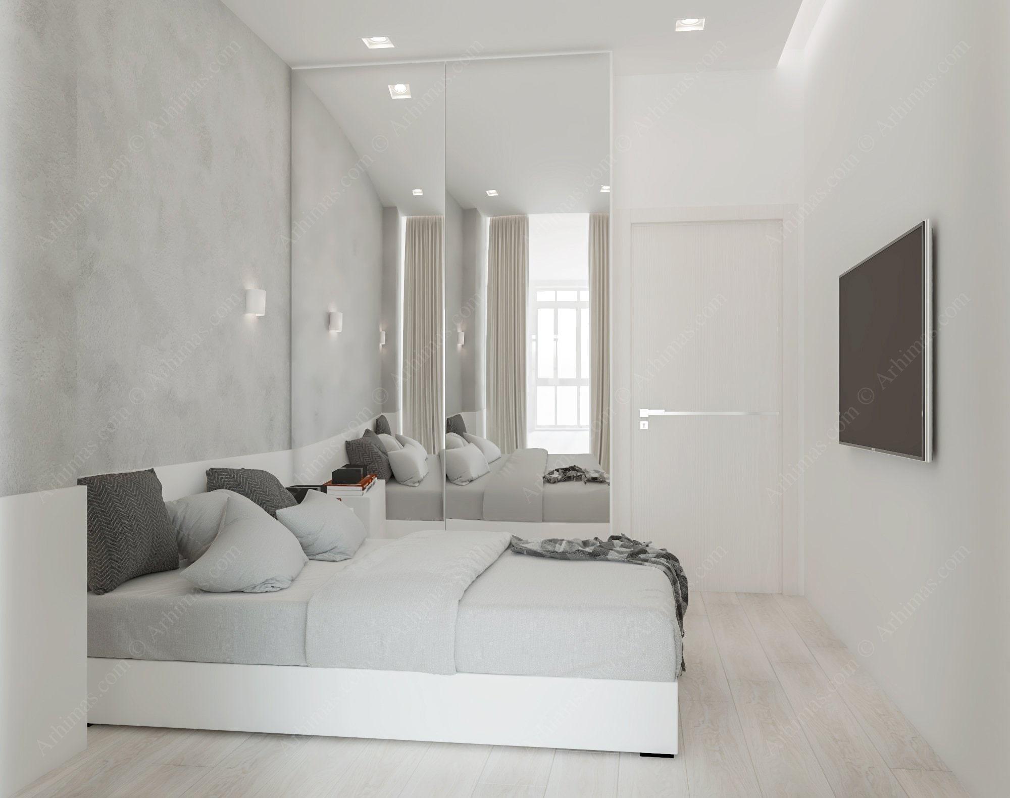 Цены на дизайн интерьера трехкомнатной квартиры в Одессе