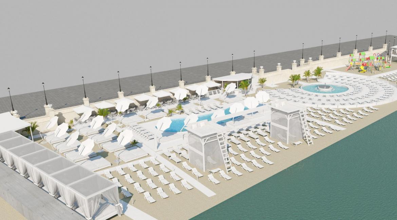 Проекты пляжей