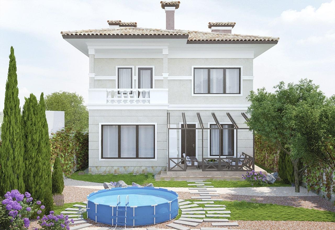 Проектирование частных домов в Одессе