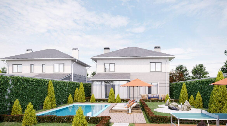 Стоимость проекта жилого дома в Одессе
